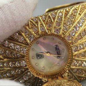 Victoria Wieck Accessories - Victoria Wieck of Beverly Hills Pave Hidden Watch
